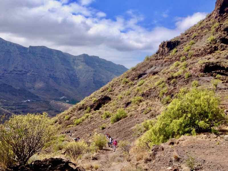 Hikes to the south of Gran Canaria